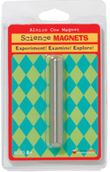 Science magnets alnico cow magnet