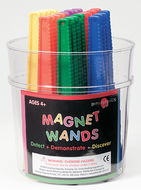 Magnet wand primary 24-pk in  display bucket