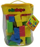 Soft & unique blocks 80 pieces