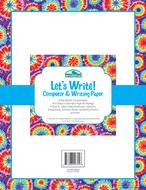 Tie dye computer paper 50ct