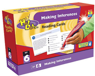 Hot dots reading comprehension kits  set 6 making inferences