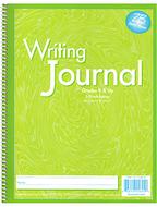 My writing journals green gr 4 up