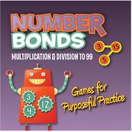 Number bonds cd rom multiplication  & division