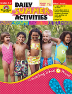 Daily summer activities gr 1-2