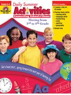 Daily summer activities gr 3-4