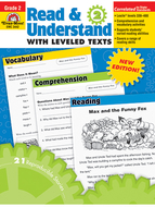 Read and understand stories and  activities gr 2