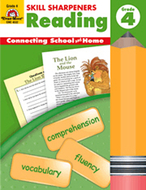 Skills sharpeners reading gr 4  activity book