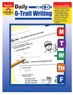 Daily 6 trait writing gr 6