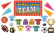 We make a great team bb set