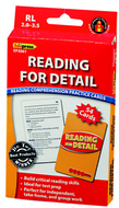 Reading for detail - 2.0-3.5