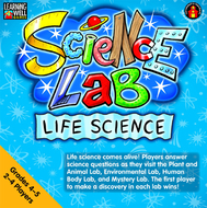 Science lab life science gr 4-5