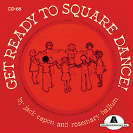 Get ready to square dance cd