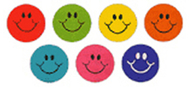 Super smile stickers scented