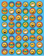 Stickers emoticons mini