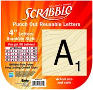 Scrabble letters deco letters