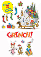 Dr seuss the grinch bb set