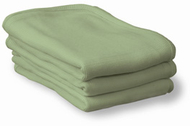 Thermasoft blanket mint