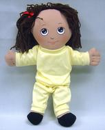 Dolls hispanic girl doll sweat suit
