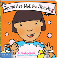Best behavior germs are not for  sharing