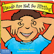 Best behavior hands are not for  hitting
