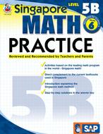 Singapore math level 5b gr 6