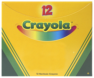 Crayola bulk crayons 12 ct violet