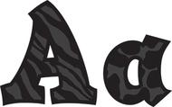 Sassy animal onyx 5in sassy fonts
