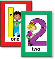Poster pals numbers