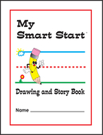 Smart start journals portrait  handwriting