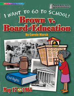 I want to go to school brown v  board of education