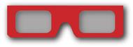 Additional 3d glasses 2 pack