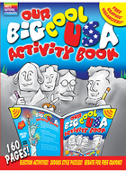 The big cool usa activity book