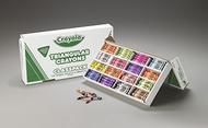 Crayola crayon classpack triangular  16 colors 256 crayons