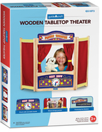 Pretend & play tabletop theater