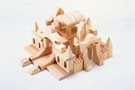 Table top building blocks