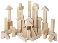 Unit blocks standard set 2