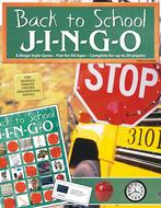 Jingo back to school