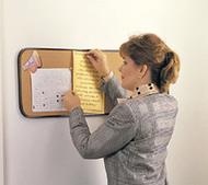 Cork bulletin boards 18x24
