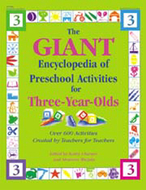 Giant encyclopedia 3 yr olds pr-k  activities