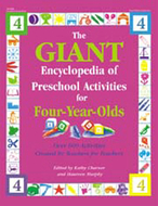 Giant encyclopedia 4 yr olds pr-k  activities