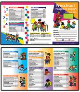 Preschool progress report 10pk age5