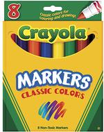 Original coloring markers 8 color