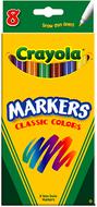 Original drawing markers 8 color  fine tip