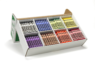400 large size crayon classpack