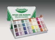 Classpack marker 16 colors 256 ct
