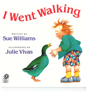 I went walking paperback