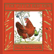 The little red hen hardcover