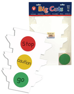 Traffic light kit pack of 6