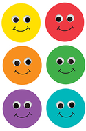 Behavior stickers pack of 1200