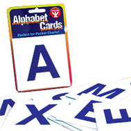 Alphabet cards set of 30
